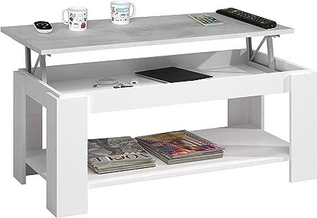 La mesa de centro elevable Ambit es ideal para cualquier tipo de comedor, habitación, salón o sala d