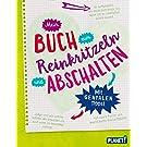 Mein Buch zum Reinkitzeln und Abschalten: Kreatives Eintragebuch der Emotionen und Gefühle   geniale Tipps für Teenie-Mädchen, ideal zum Verschenken