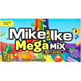 Mike & Ike Theatre Mega Mix Candy Box 141 g (Pack of 12)