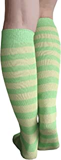 product image for Chrissy's Socks Women's Striped Knee High Socks