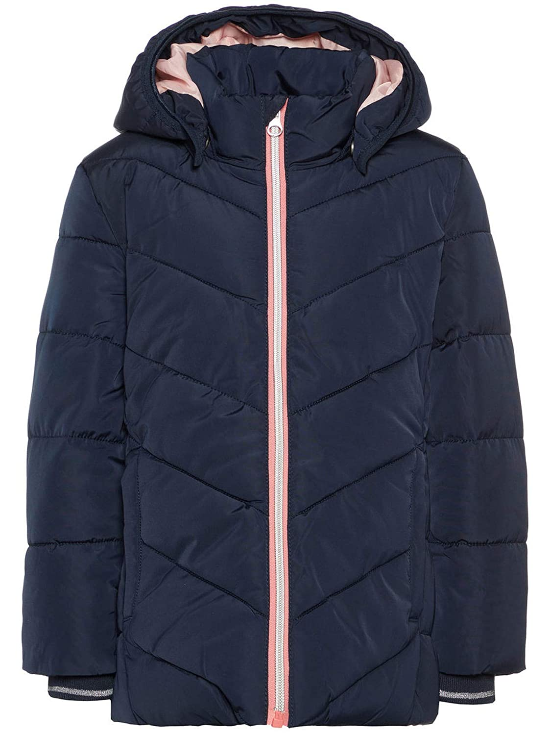 NAME IT Mä dchen Jacke Nmfmil Puffer Jacket Camp 13156123
