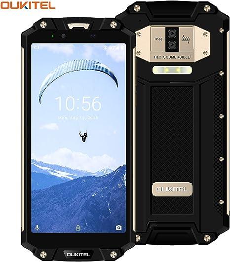 OUKITEL WP2-4G Teléfono Resistente 10000mAh 6.0