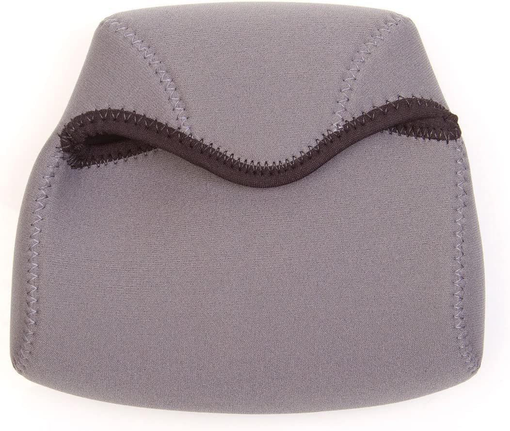 OP//TECH USA Bino Porro Soft Pouch Medium Padded Binocular Case Forest