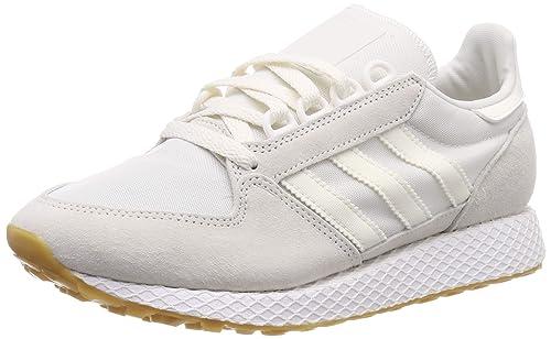 huge selection of c70bd adbe9 adidas Forest Grove, Scarpe da Fitness Bambino, Bianco (Blanco 000), 36