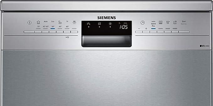 Siemens iQ300 SN236I01IE lavavajilla Independiente 13 cubiertos A ...
