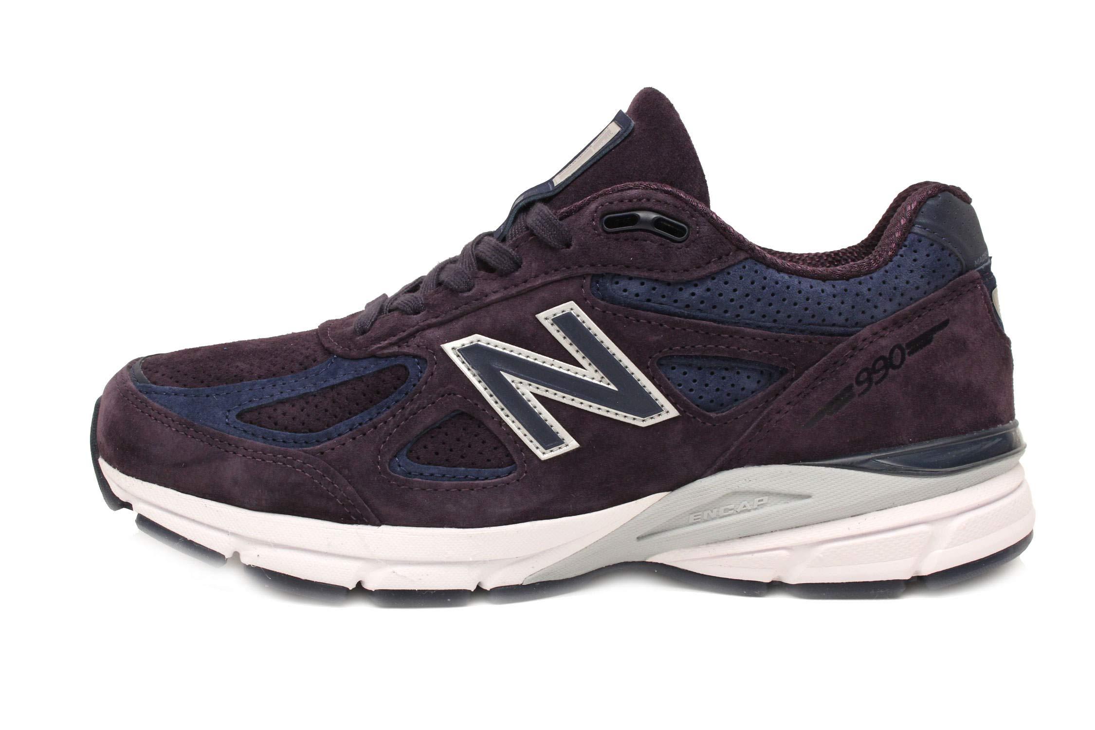 New Balance Running 990V4 Purple
