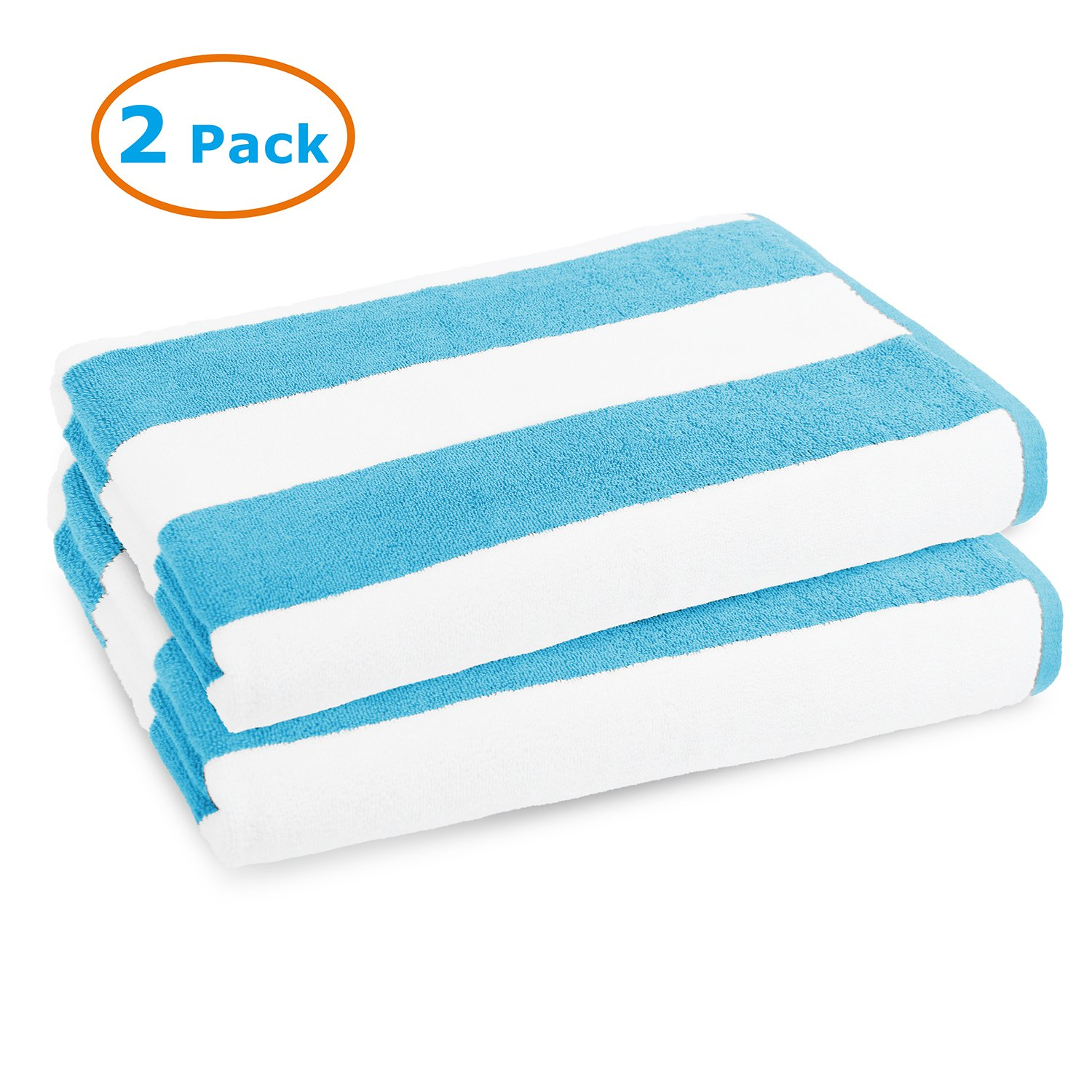 Luxor Linens- Large Beach & Pool Towel  best luxury beach towels