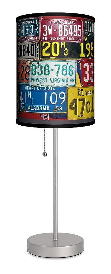 Amazon.com: lamp-in-a-box sps-ttn-vtgpl Transporte – Vintage ...