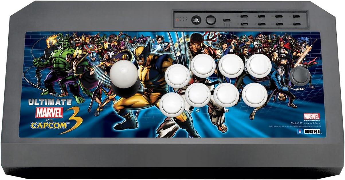HORI Xbox 360 Ultimate Marvel vs Capcom 3 Arcade Stick