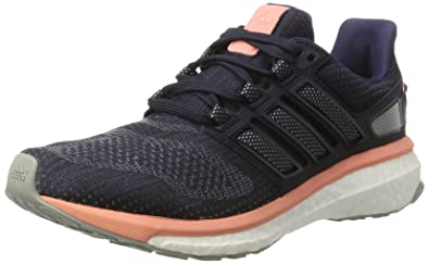 cheaper 17ead 7afeb adidas Damen Energy Boost 3 Laufschuhe, Grau (Midnight mid Greystill  Breeze)