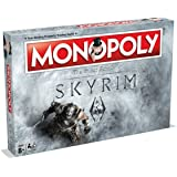 Skyrim Monopoly Board Game