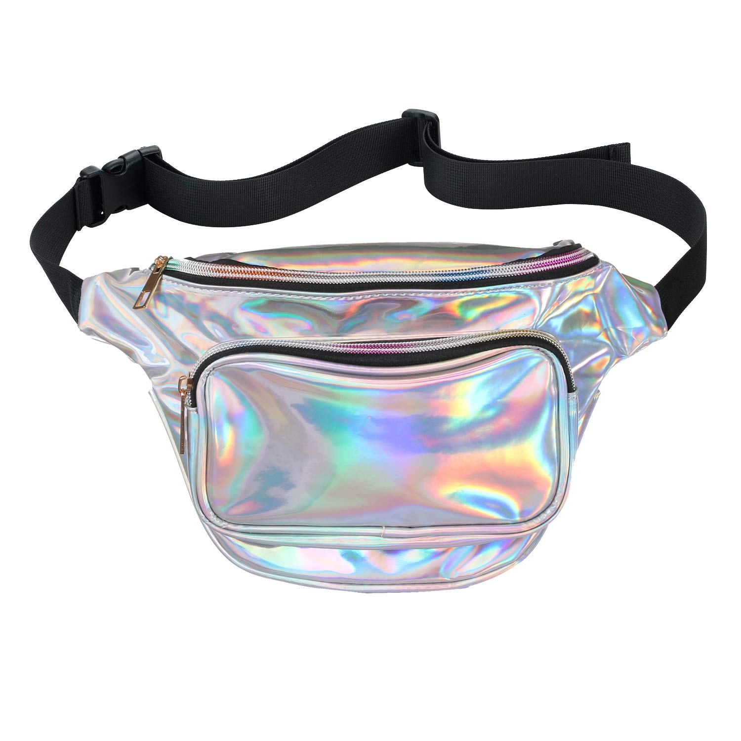 RIDPIX Fanny Pack For Women Cute Fashion Waist Pack With Adjustable Belt For Travel, Parties, Carnivals, Festivals