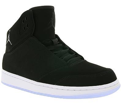 Flight 028 Premium Formateurs Nike Noir Jordan 5 Air 1 Hommes 554724 5R4Aj3L