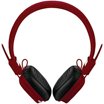 Outdoor Tech Privates Diadema Binaural Alámbrico/Inalámbrico Rojo: Outdoor Technology: Amazon.es: Electrónica