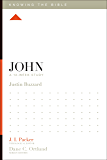 John: A 12-Week Study (Knowing the Bible Book 4)