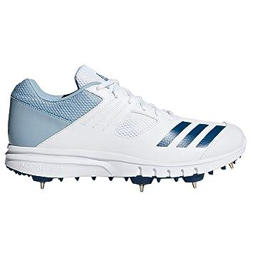 f69a3bda85b adidas Howzatt Spike Cricket Shoes 2019  Amazon.co.uk  Sports   Outdoors