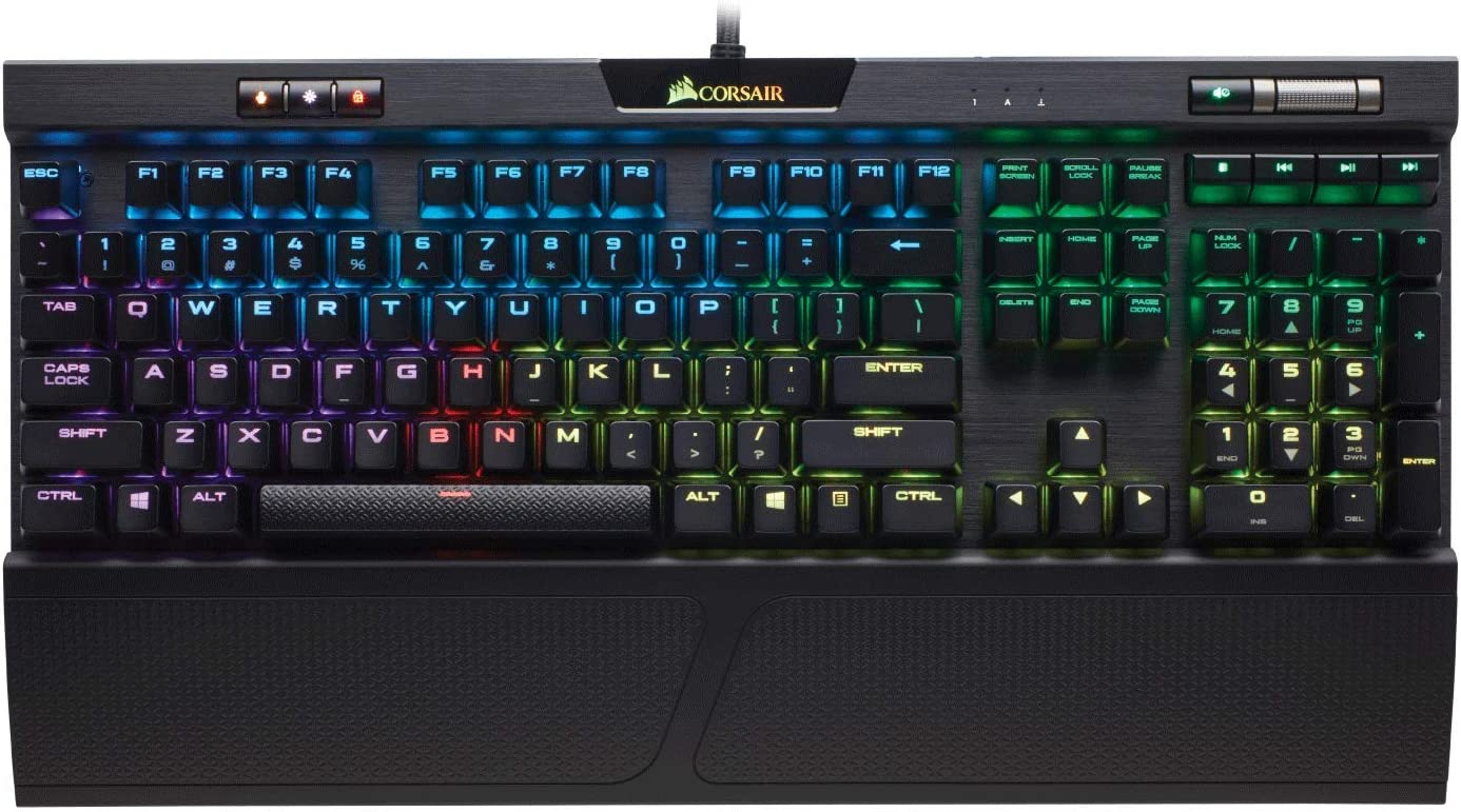 5 best keyboard for gaming and programming