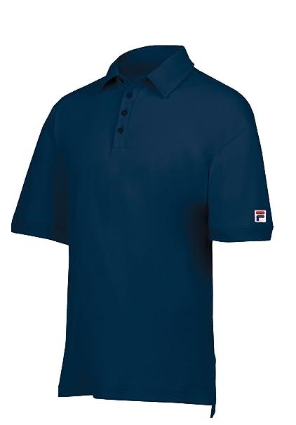 f31c46b4b Amazon.com   Fila Golf Men s Amsterdam Polo Shirt (X-Small