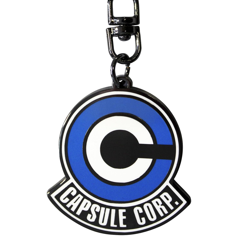 ABYstyle - DRAGON BALL - Llavero - DBZ/ Emblema Capsule Corp ...