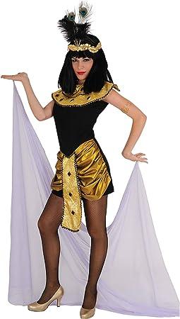 Stamco Disfraz Cleopatra Corto: Amazon.es: Juguetes y juegos
