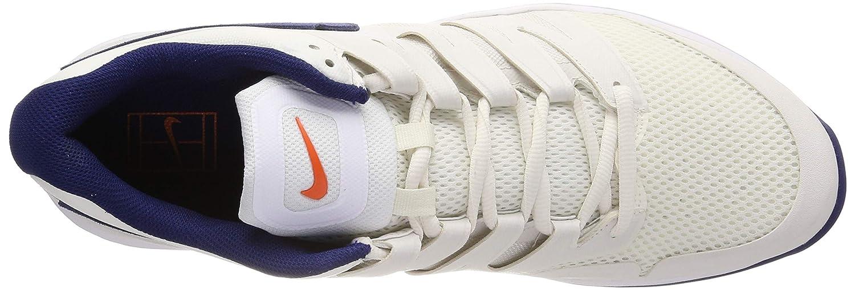 21054b20 Nike Men's Air Zoom Prestige CPT Tennis Shoes, Multicolour (Phantom/Blue  Void/Sail/Orange Blaze 044) 14 UK: Amazon.co.uk: Shoes & Bags