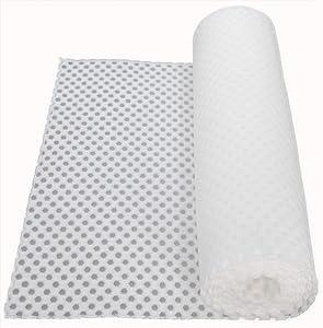 SMASOR Honeycomb Filter Pad Aquarium Filter Pad 12 Inches by 63 Inches Cut to Fit - Durable - Fish and Reef Aquarium
