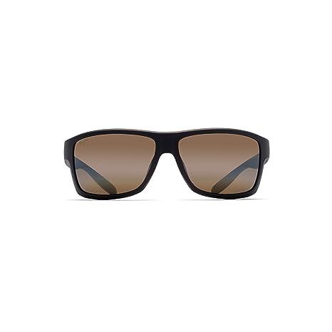 Maui Jim Gafas de sol para hombre pokahu 62 (528) Metal