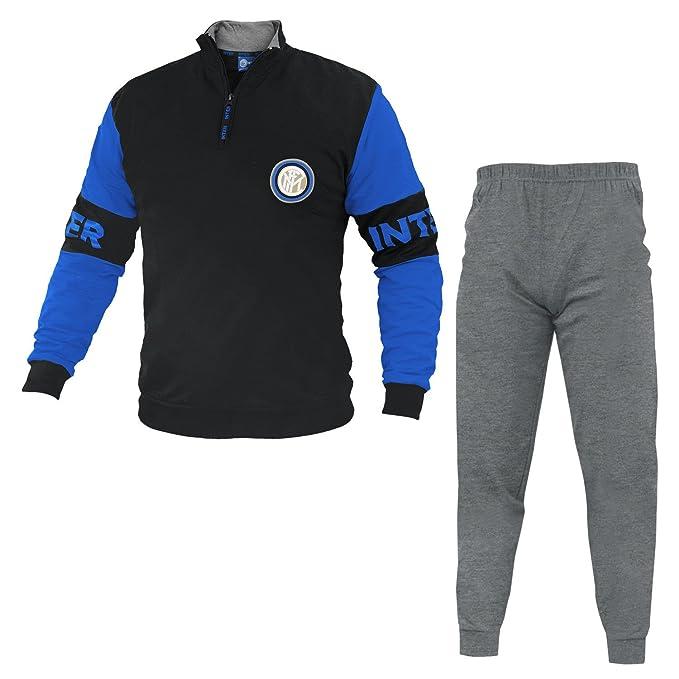 super popolare 06500 a62a8 Pigiama Inter Felpato Abbigliamento FC Internazionale PS ...