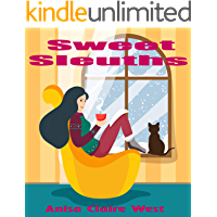 Sweet Sleuths: Culinary Cozy Mystery Box Set Collection