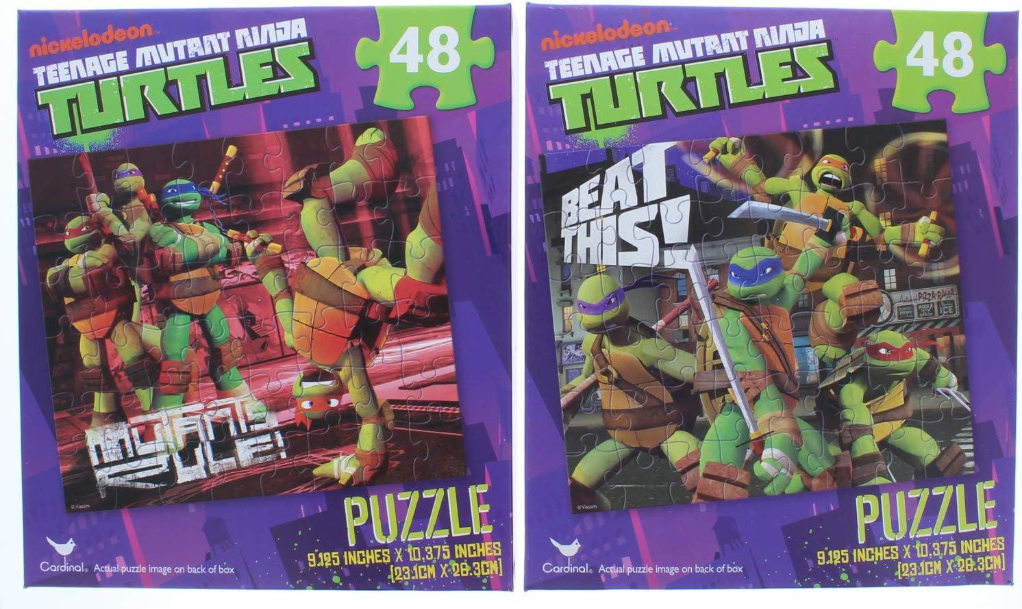 Amazon.com: 2 unidades. Teenage Mutant Ninja Turtles ...