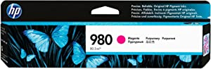 HP 980 | Ink Cartridge | Magenta | D8J08A