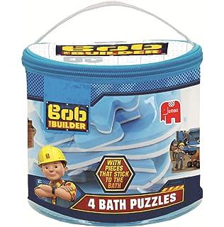 Bob the Builder 4 In 1 Foam Bath PuzzleBob The Builder Bob The Builder Toddler Halloween Costume Size 3T  . Halloween Costumes Bath Uk. Home Design Ideas