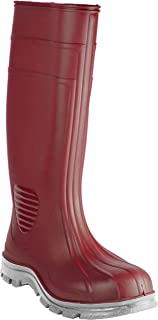 product image for Heartland Footwear 70699-04 Rubber Boot, Brick Red
