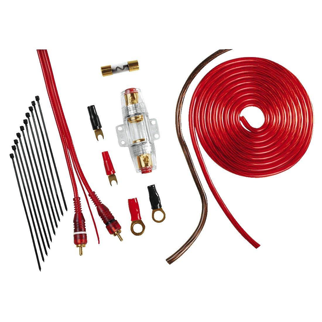 Hama - Powerkit 360, 5/1 m, Rojo 00062404