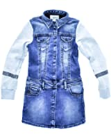 Diesel Girls' Derra Denim Dress