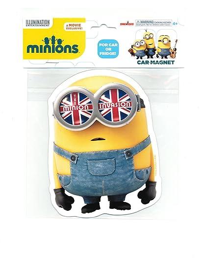 Amazon.com  Despicable Me Minions Bee-Do Car Magnet  Kitchen   Dining 8af09da34829c