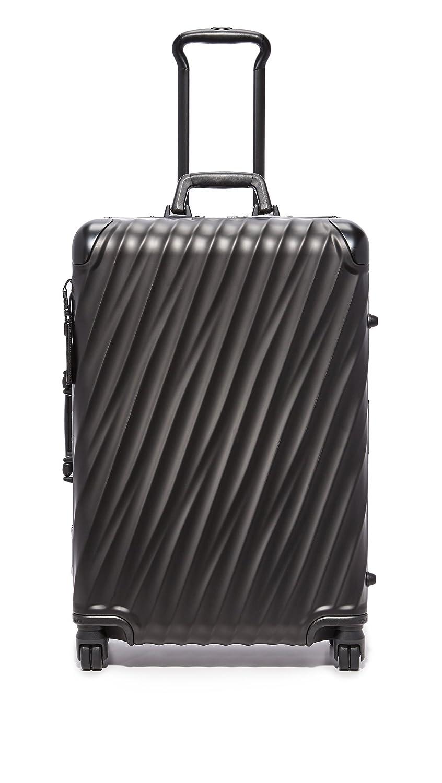 [トゥミ] スーツケース ハード 公式 正規品 19DEGREE ALUMINUM ショートトリップパッキングケース 保証付 55L 66 cm 6.2kg B075T6GST4 マットブラック