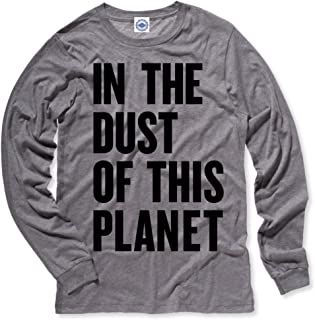 product image for Hank Player U.S.A. in The Dust of This Planet Men's Long Sleeve T-Shirt