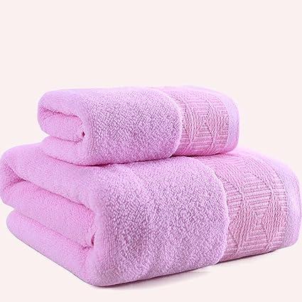 FHK Toalla de baño Toalla de baño de algodón Toalla de baño adulto Toallas de niño