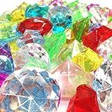 【アクリルアイス】 ダイヤ&アイスMIX (約1kg) 【宝石つかみ】