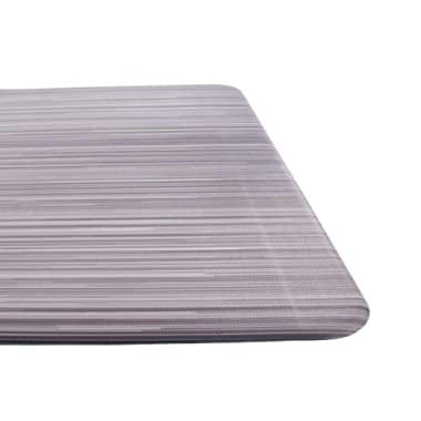 Kitchen Mat by Cuisinart - Chef Mat, Anti-Fatigue, Non-Slip, Pure Comfort Kitchen Rug - 20 x 39, Helps Eliminate Standing Back and Foot Pain, Comfy Floor Pad - Multi-Color Stripe