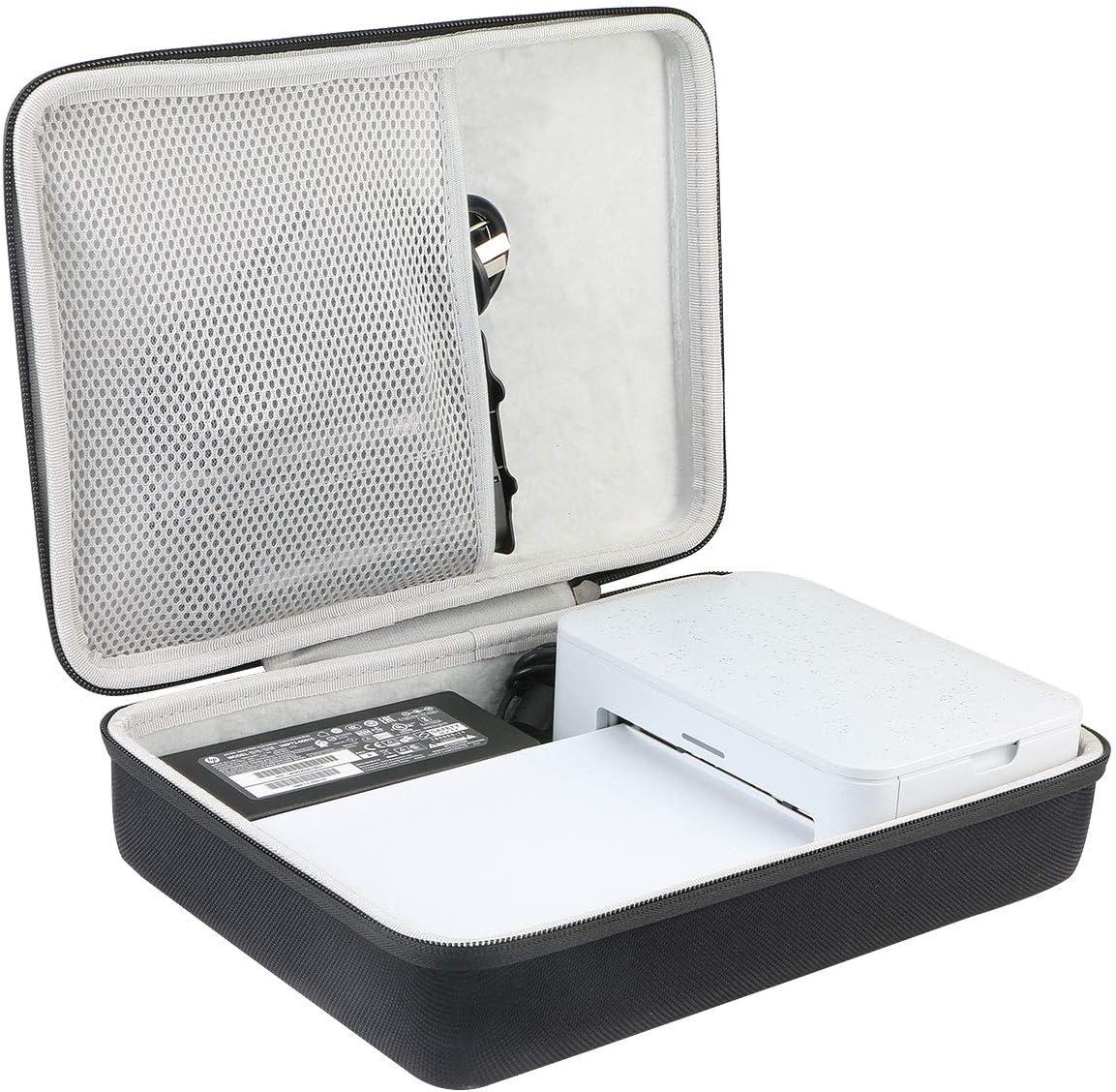 Khanka Duro Viaje Estuche Bolso Funda para HP Sprocket Studio Impresora fotográfica portátil: Amazon.es: Electrónica