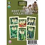 Seeds Of Change 60-08209 Best Sellers Garden Seeds