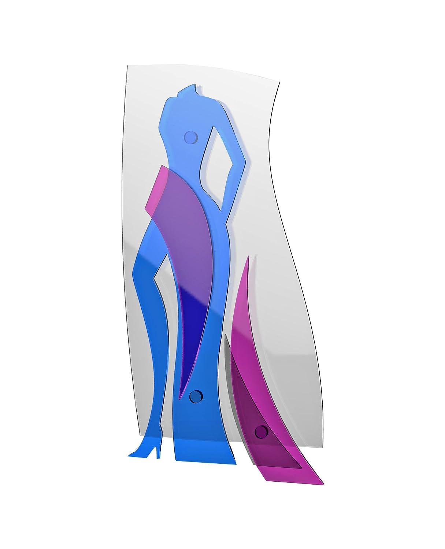 Plexilab 243 Plexiglas-Platte Body Woman mehrfarbig 700 x 400 mm
