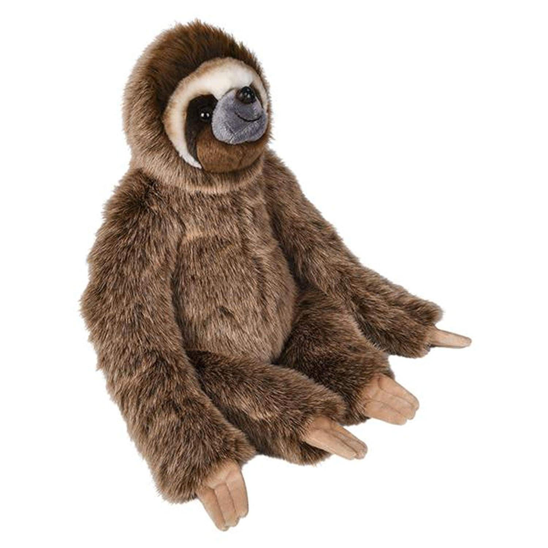 Wildlife Tree 15 Stuffed Sloth Plush Floppy Animal Kingdom Collection