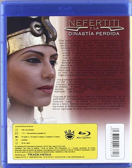 Amazon.com: Nefertiti Y La Dinastia Perdida (Nat.Geo (Blu ...