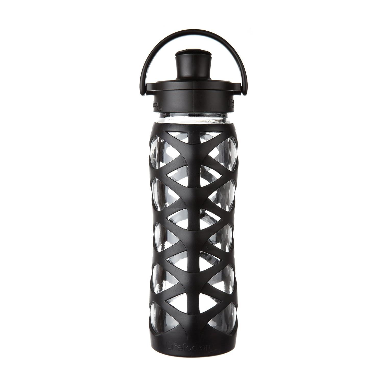 Lifefactory – Botella de Cristal con Tapa Active Flip Cap, Vidrio ...