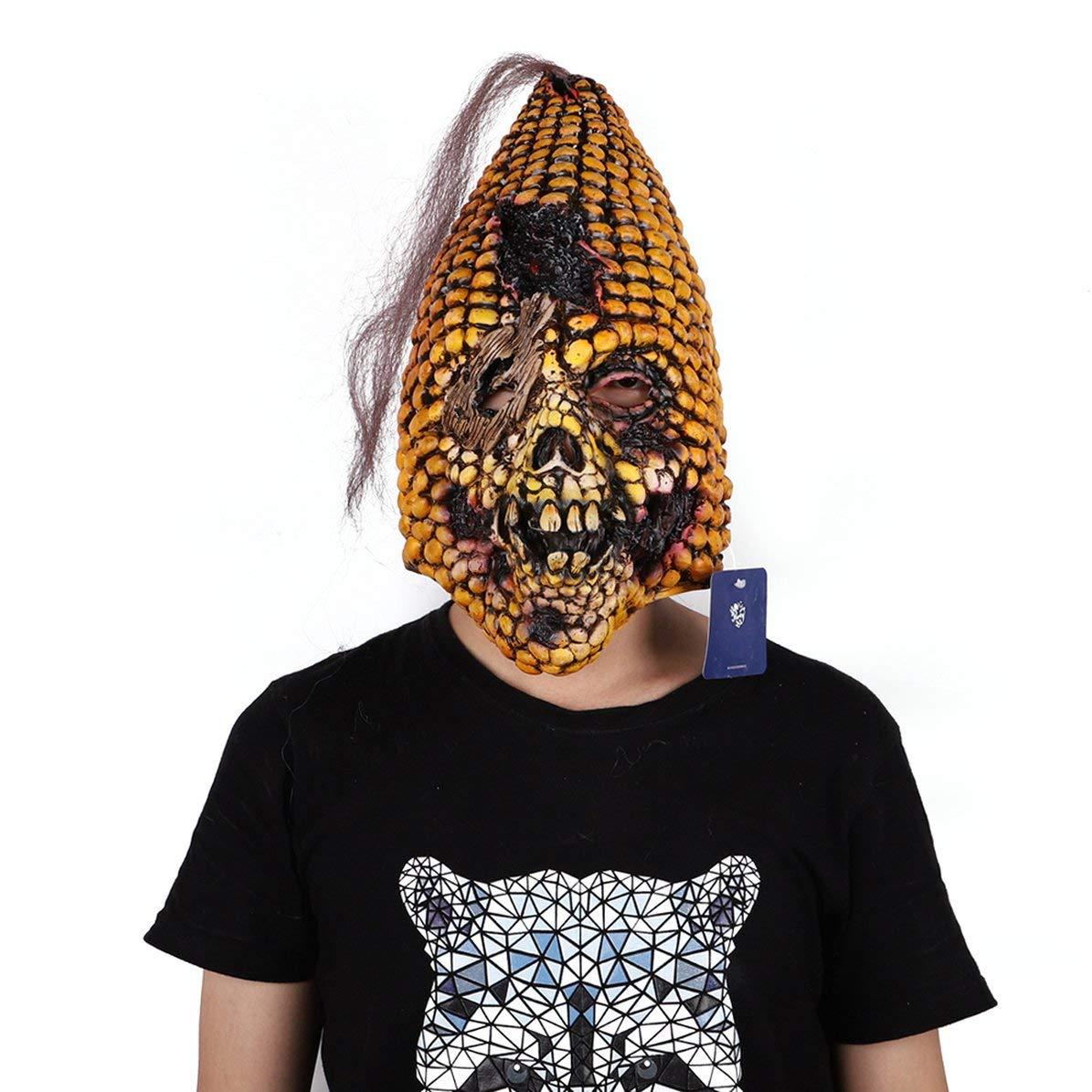 Máscara Halloween de hombre maizal