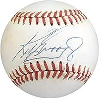 $234 » Ken Griffey Jr. Autographed Baseball - Official AL Beckett BAS #S78922 - Beckett Authentication - Autographed Baseballs