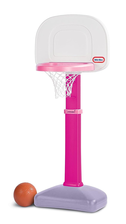 Little B004PAB7QC Little Tikes ピンク TotSports簡単スコアバスケットボールセット ピンク B004PAB7QC, ミドリ安全:3068a5cd --- ijpba.info